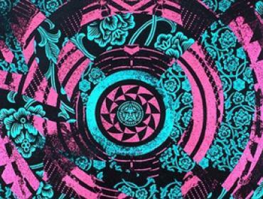 Casey Ryder, urban art gallery buy street art screenprint poster